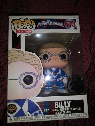 funko pop! billy power rangers