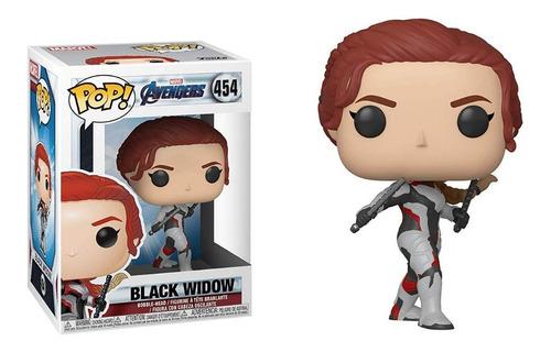 funko pop black widow #454 avengers endgame jugueterialeon