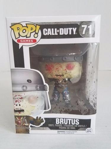 funko pop brutus call of duty