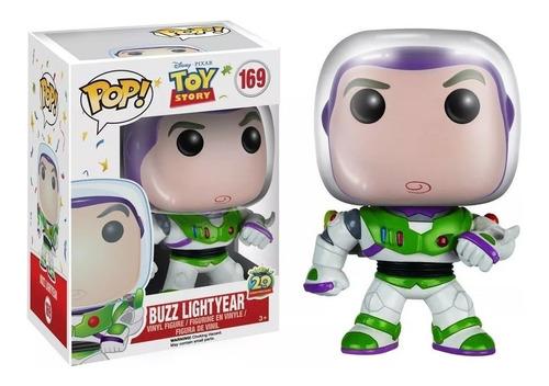 funko pop buzz lightyear #169 toy story