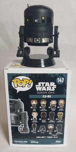 funko pop c2-b5 star wars rogue one