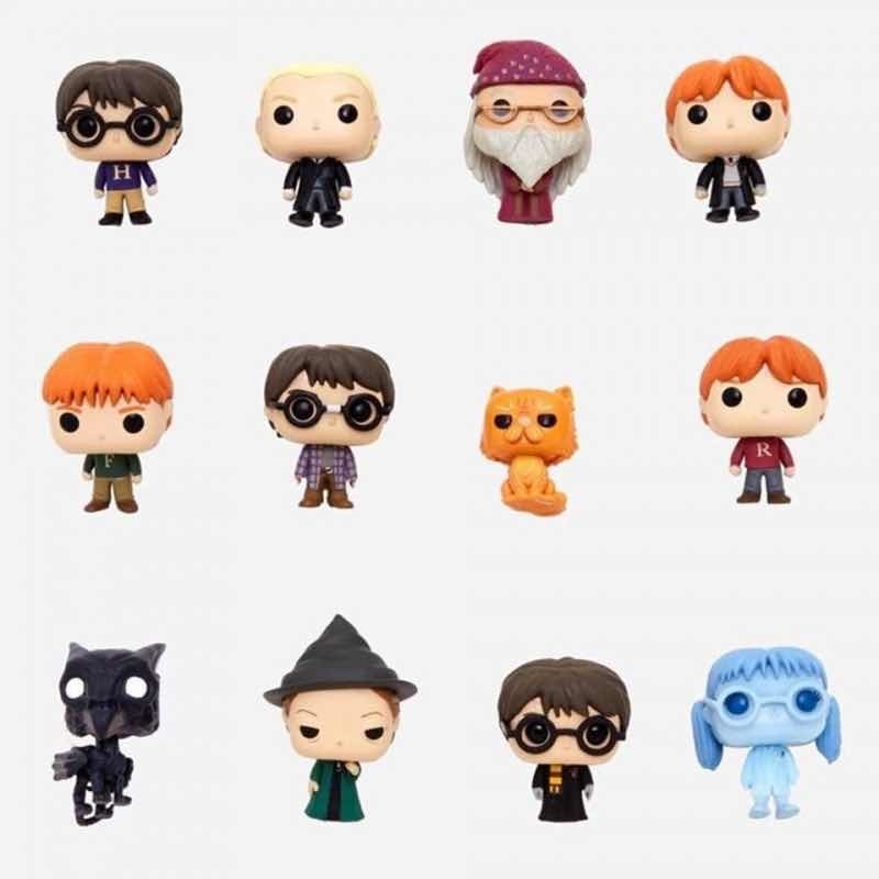 Calendario Harry Potter.Funko Pop Calendario De Adviento Harry Potter