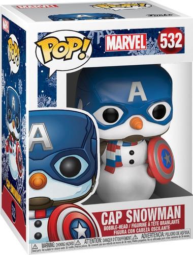 funko pop - capitan america - batman - superman - washington