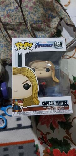 funko pop captain marvel #459 avengers endgame!! nuevo