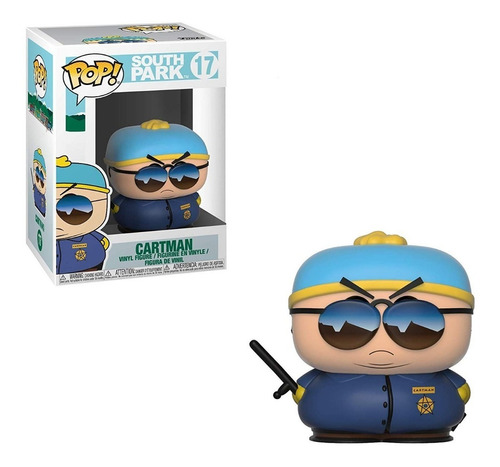 funko pop cartman #17 south park jugueterialeon