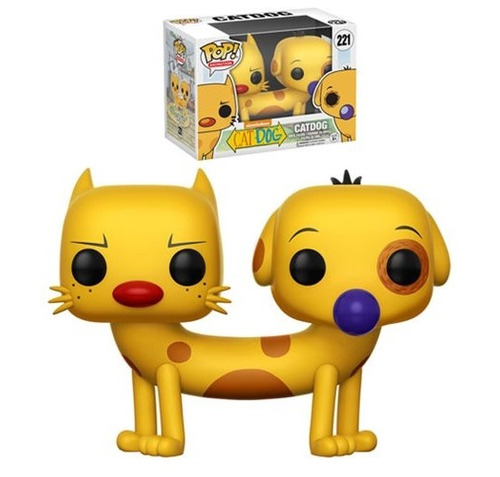 funko pop - catdog funko pop! animation catdog