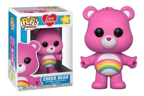 funko pop cheer bear #351 care bears osito cariñosito figura