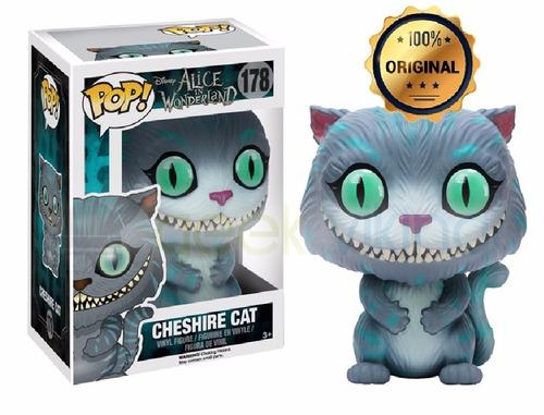 funko  pop cheshire cat alicia en el país de las maravillas