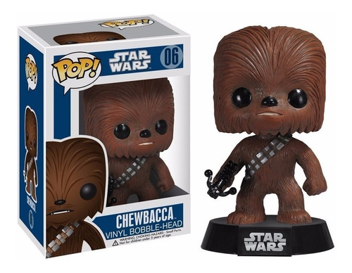 funko pop chewbacca 06 - star wars