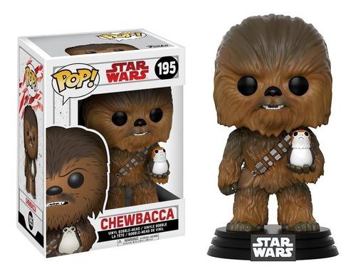 funko pop chewbacca 195 star wars patas games & toys
