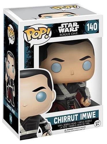 funko pop chirrut imwe star wars rogue one movie figure