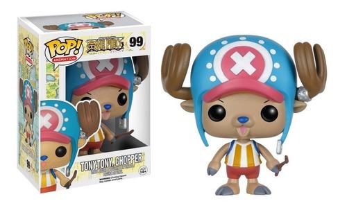 funko pop! chopper one piece monkey d. luffy