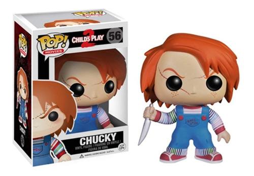 funko pop chucky 56 original nuevo en stock