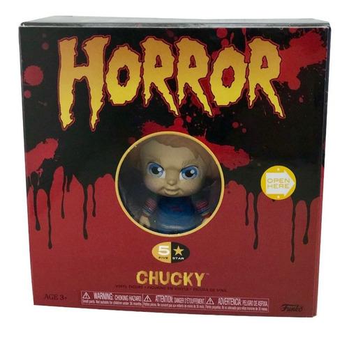 funko pop chucky five star horror
