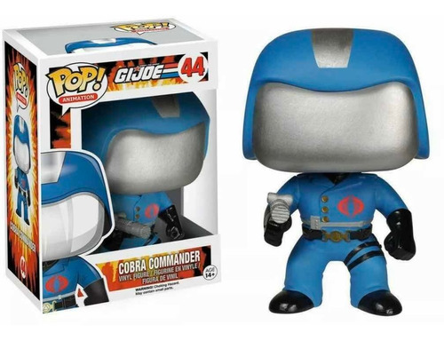 funko pop cobra commander #44