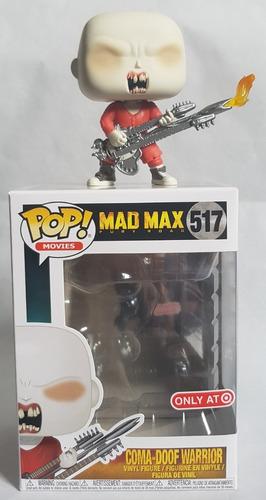 funko pop coma-doof warrior mad max exclusivo de target