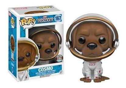 funko pop cosmo guardians marvel exclusivo specialty series