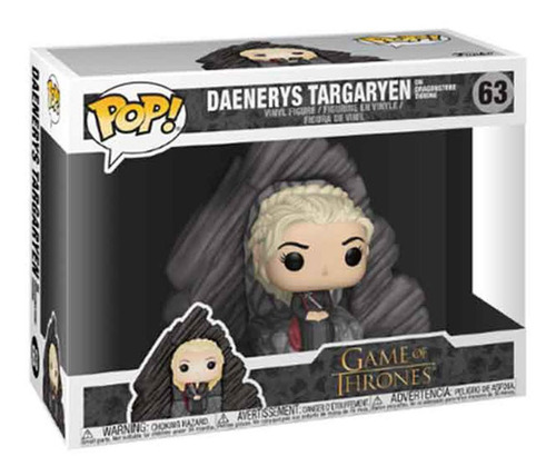 funko pop daenerys targaryen game of thrones original