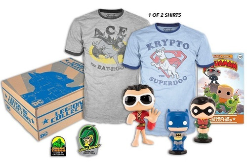 funko pop dc collector dc comics