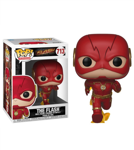funko pop! dc comics - flash - the flash #713