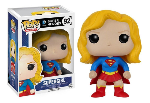 funko pop -dc comics - supergirl #92 original
