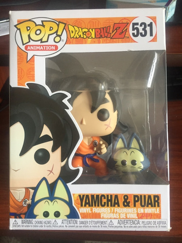 funko pop de dragon ball z