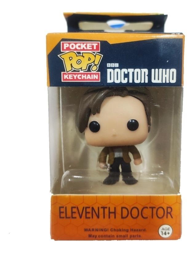 Pocket Pop Funko llavero Doctor Who Eleventh Doctor