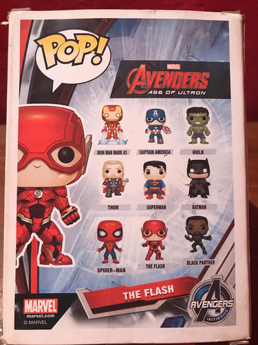 funko pop de flash