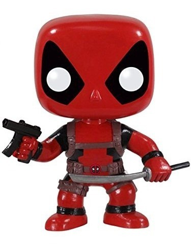 funko pop deadpool #20 marvel jugueterialeon