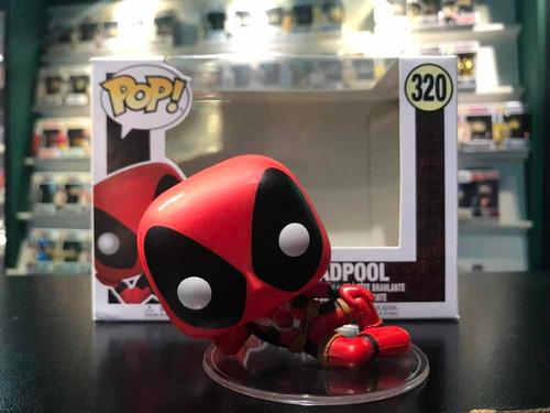 funko pop! deadpool #320 - bobble-head