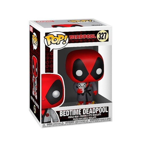 funko pop deadpool-deadpool en bata 327 (31118)