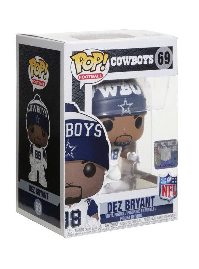 Funko Pop Dez Bryant Dallas Cowboys Nfl Envio Gratis