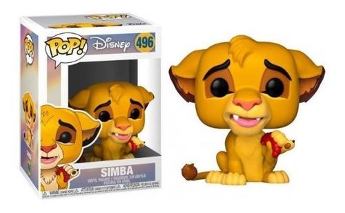 funko pop disney 496 simba el rey leon