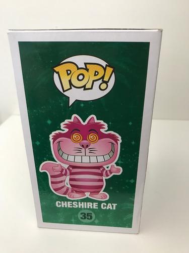 funko pop - disney - cheshire cat - raro