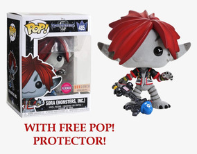 Funko Pop! Disney: Kingdom Hearts - Sora [monster Inc  - Flo