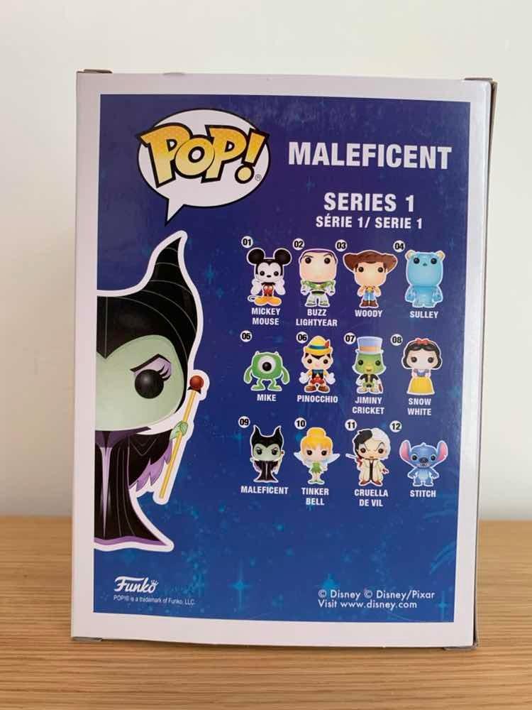 Funko Pop Disney Maleficent 09
