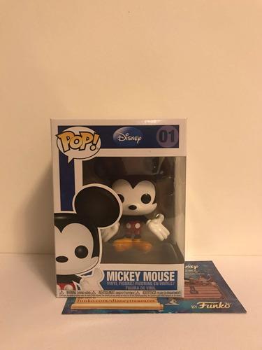funko pop disney - mickey #01 - entrega inmediata!