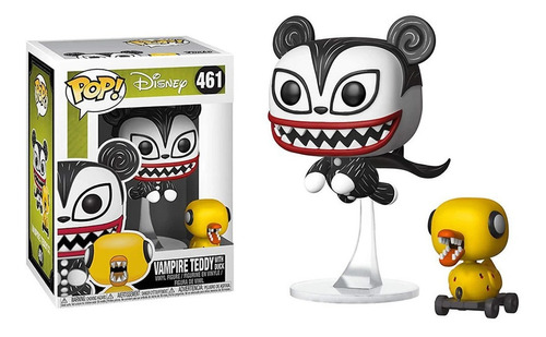 funko pop disney nbc - vampire teddy w/undead duck 461