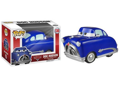 funko pop! disney pixar: cars - doc hudson  #130