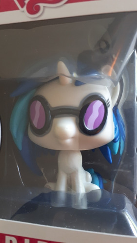funko pop dj pon-3 05 - my little pony en la plata