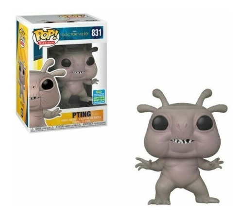 funko pop doctor who pting sdcc 2019