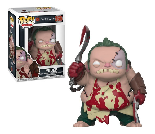 funko pop! - dota 2 - pudge - (30627) (355)