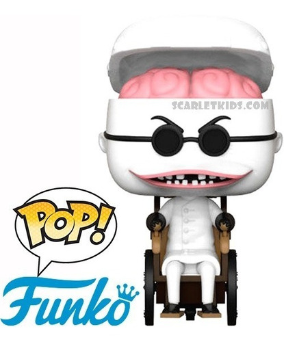 funko pop dr finkelstein 451 original extraño mundo de jack