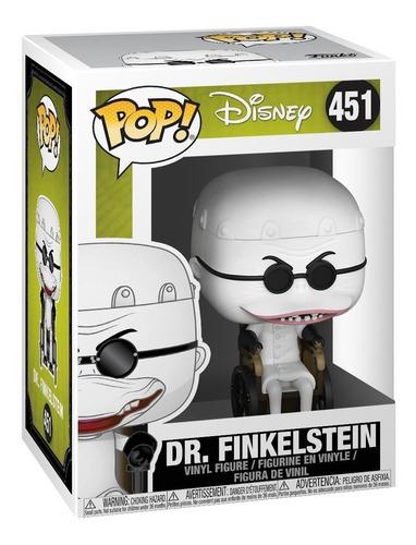 funko pop! dr finkelstein #459 el extraño mundo de jack