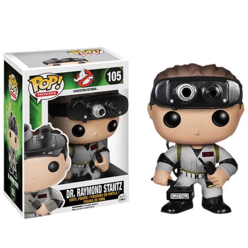 funko pop! dr. raymond stantz - ghostbusters