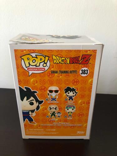 funko pop dragon ball -   master roshi - caja marcada