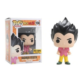 Funko Pop! Dragon Ball Z - Badman Vegeta #158 (hot Topic)