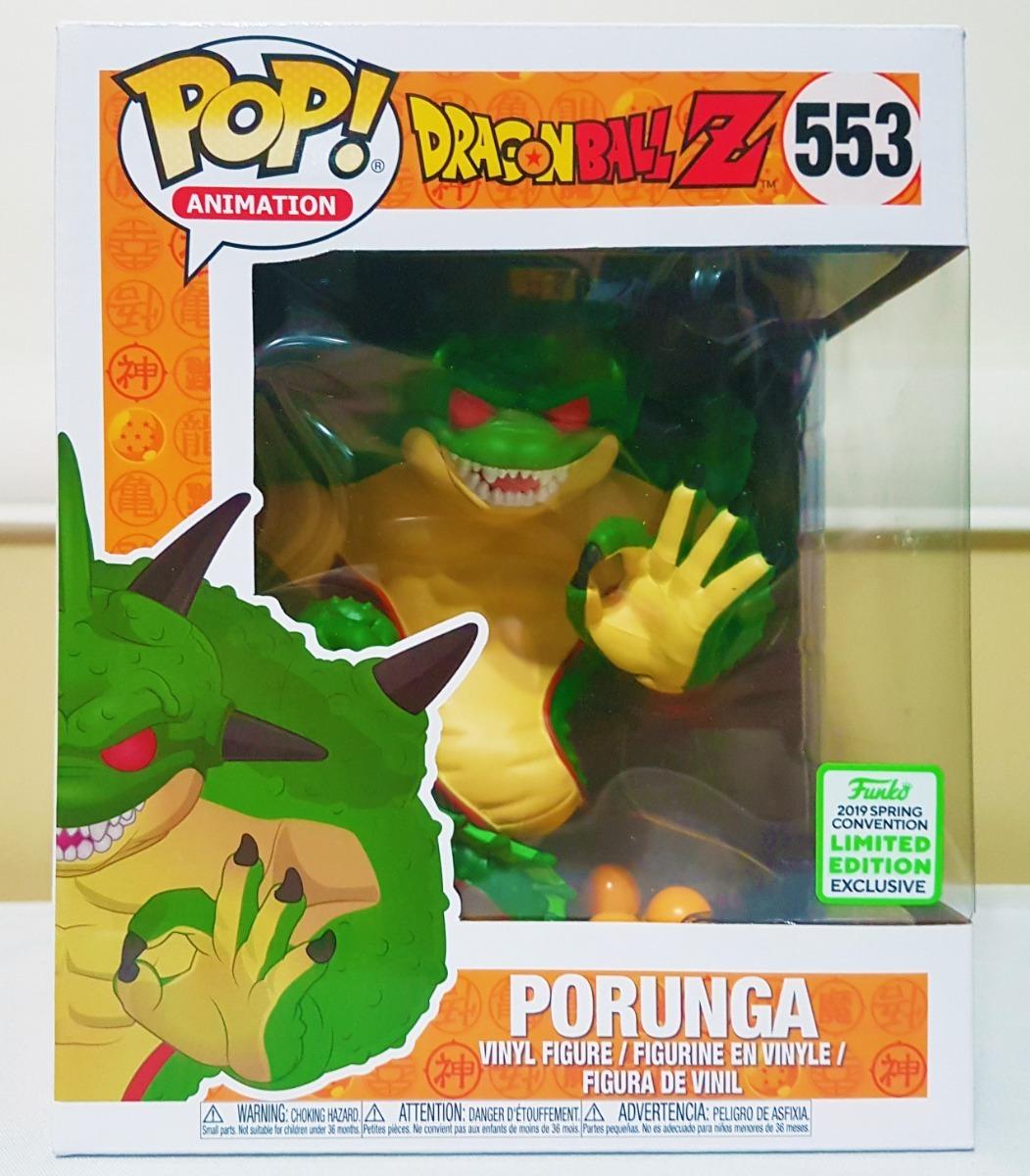"Dragon Ball Z Porunga 6/"" Super Sized Pop Vinyl Figure 2019 ECCC"