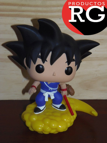 funko pop ! - dragonball  goku - & flying nimbus -109