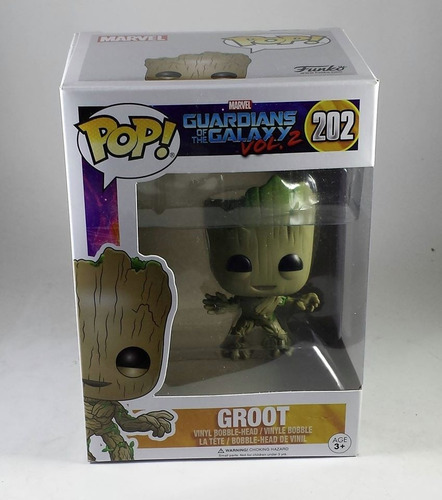 funko pop drax guardianes galaxia marvel 100% original
